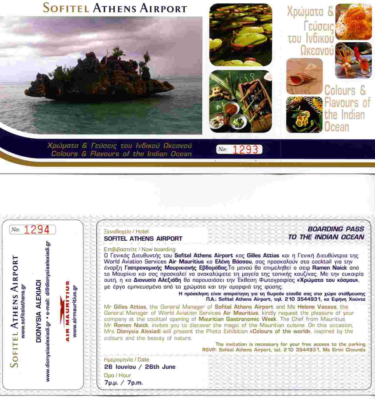 INVITATION-SOFITEL2006